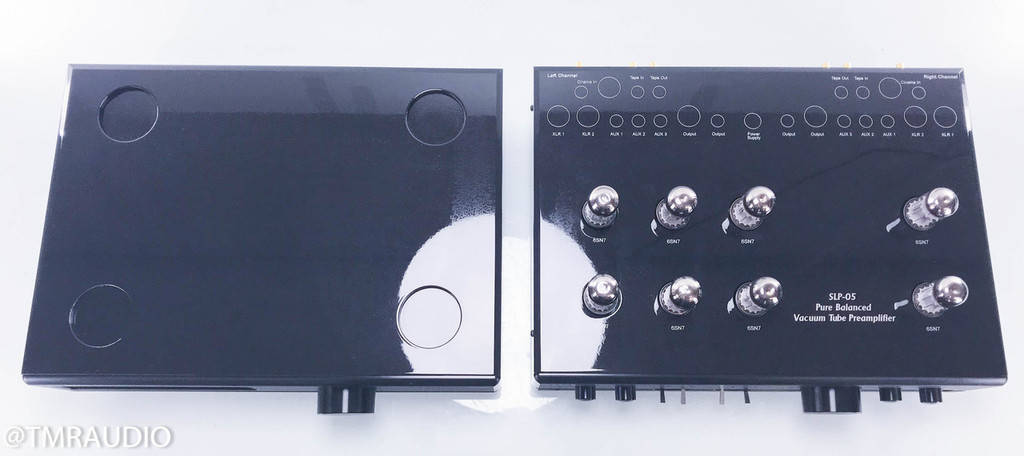 Cary SLP-05 Stereo Tube Preamplifier (New / Open Box)
