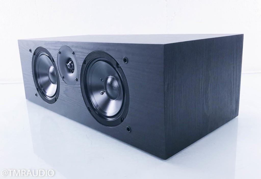 Solus SC-626 LCR / Center Channel Speaker; Black Oak Vinyl; SC262