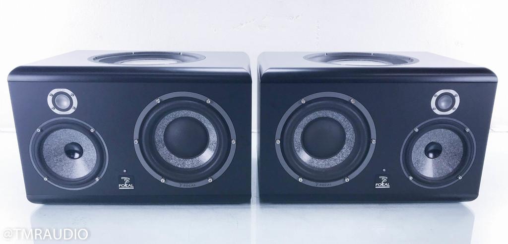 Focal SM9 Powered Studio Monitors / Bookshelf Speakers; Pair