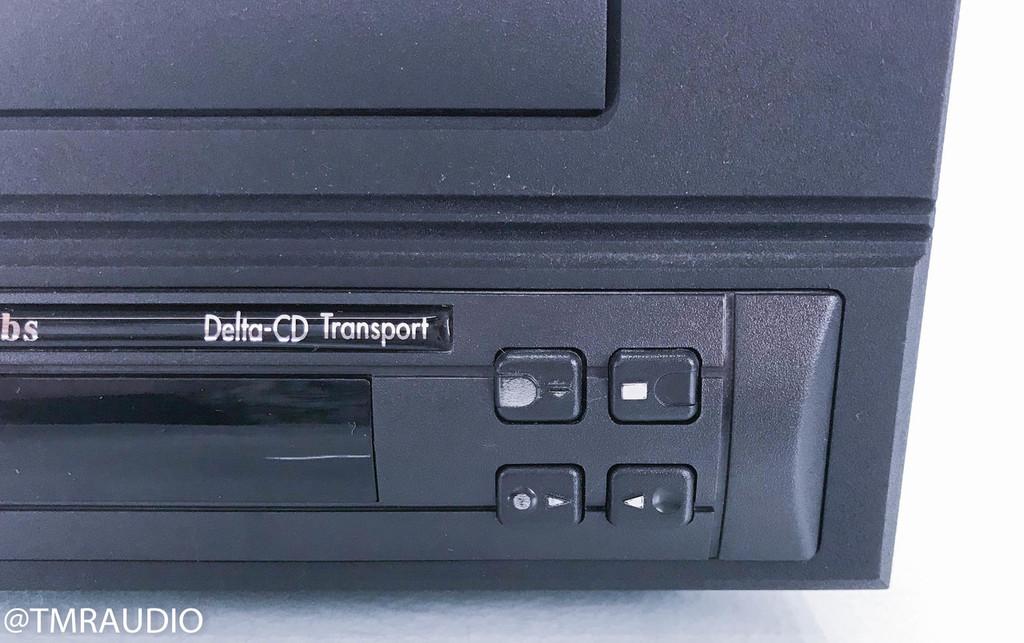California Audio Labs (CAL) Delta CD Transport; Remote