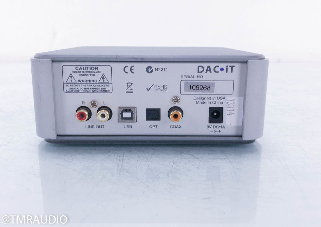 Peachtree DAC-iT DAC; D/A Converter