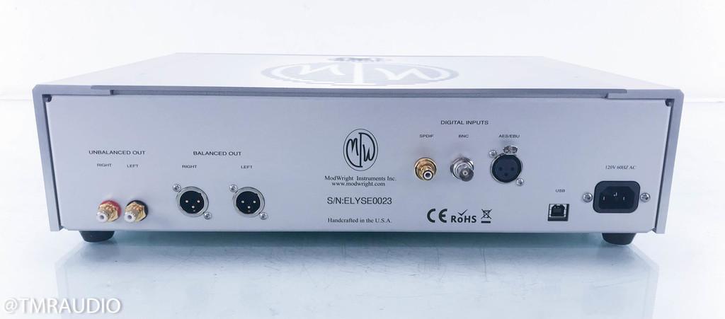 Modwright Instruments Elyse Tube DAC; D/A Converter