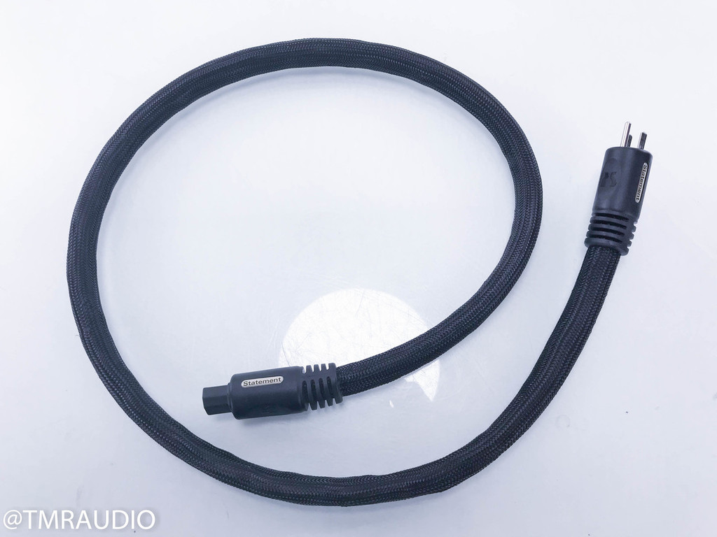 PS Audio xStream Statement Power Cable; 1.5m AC Cord