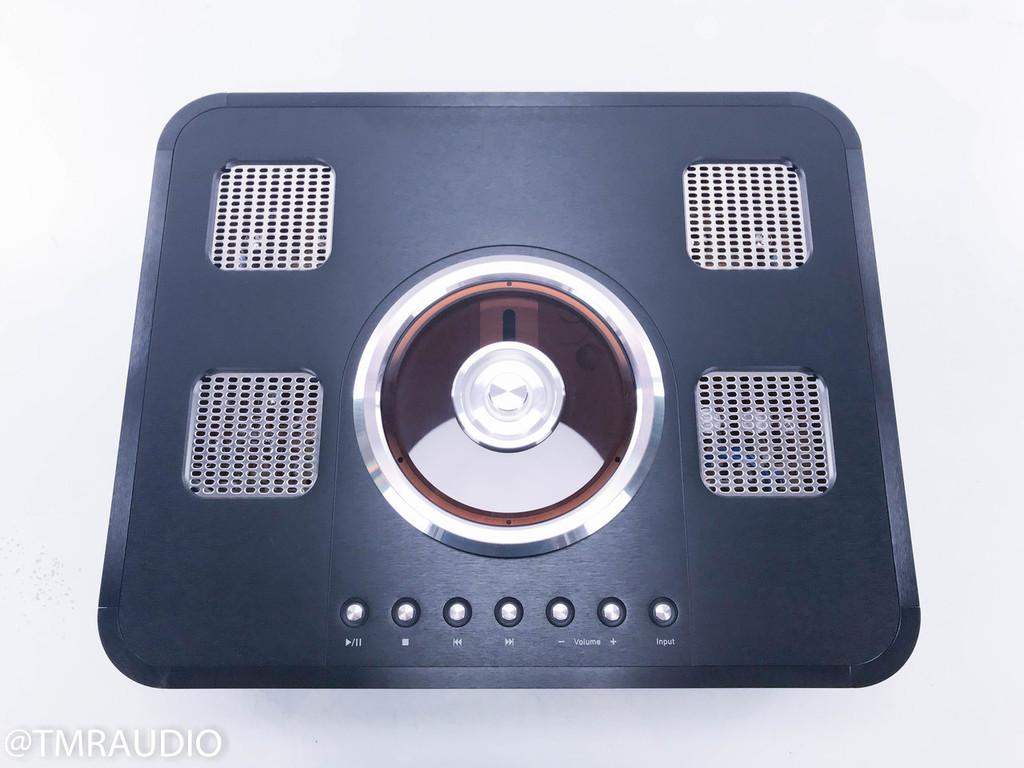 Ayon CD-3sx Tube CD Player / DAC / Preamplifier; Black