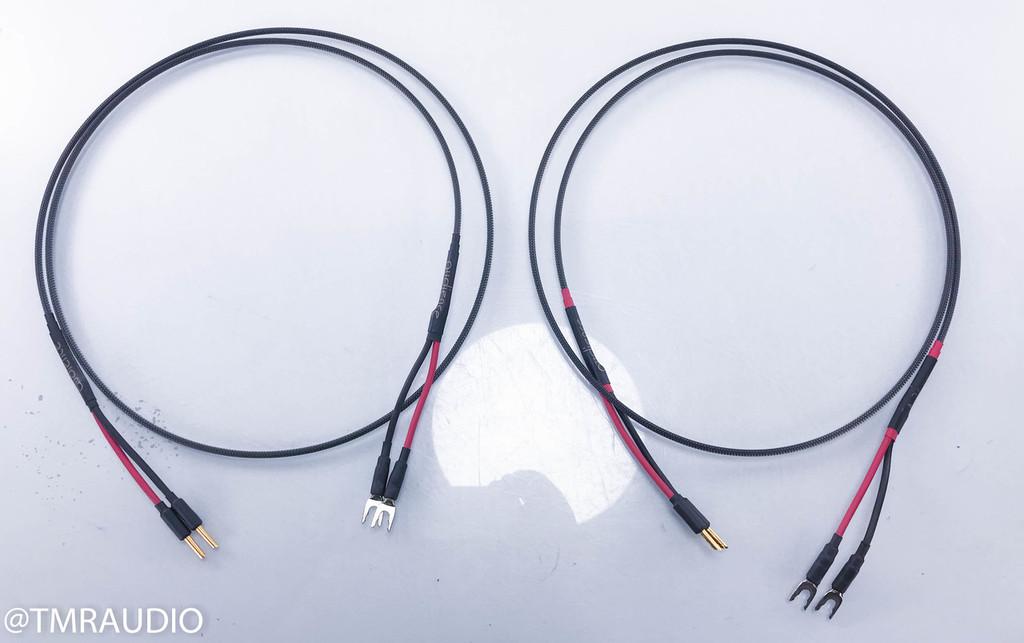 Audience AU24 SE Speaker Cables; 2m Pair