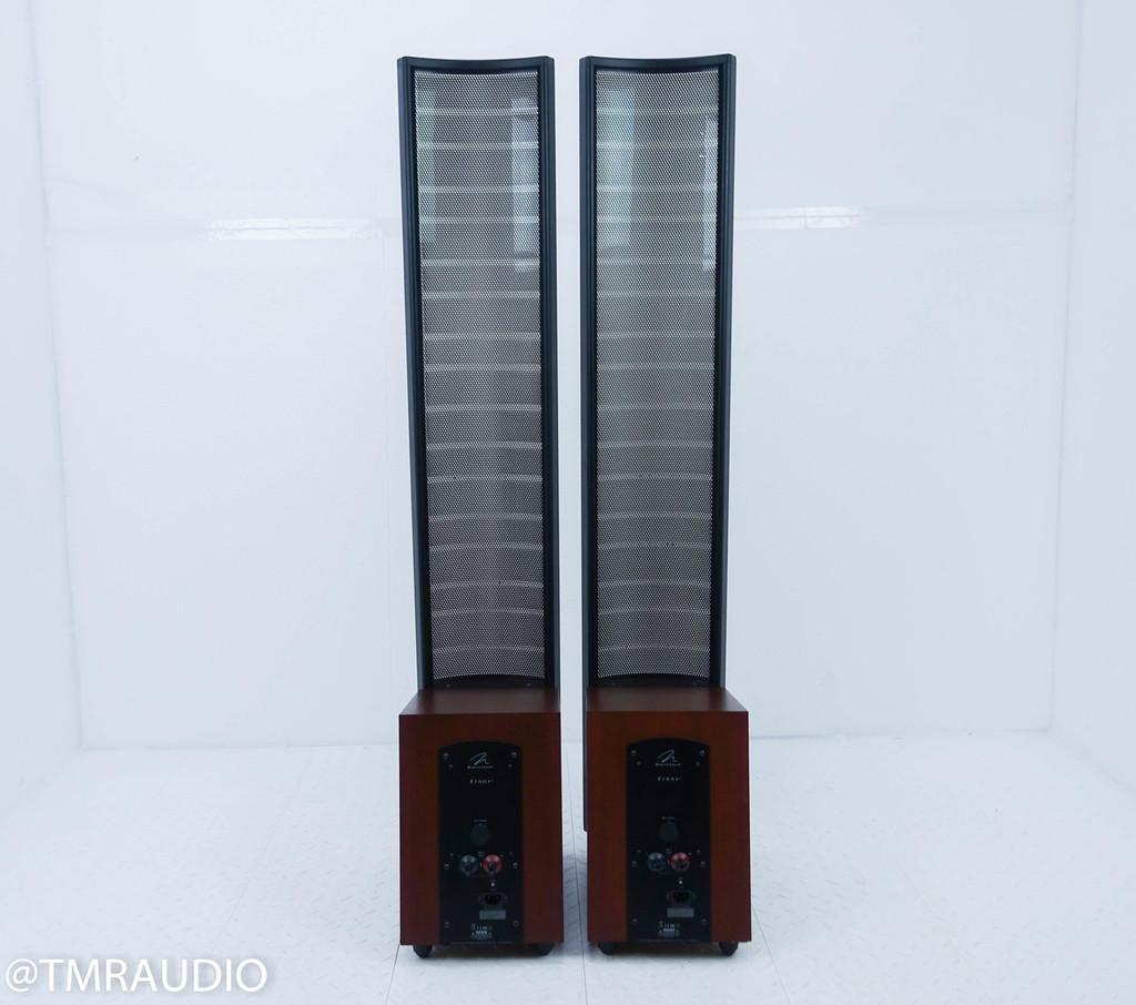 Martin Logan Ethos Electrostatic Hybrid Floorstanding Speakers; Pair