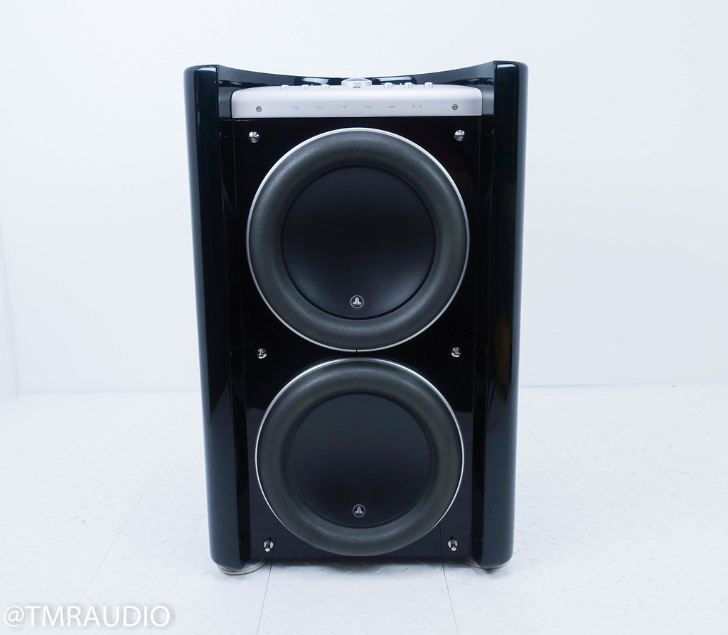 JL Audio Gotham G213 Powered Subwoofer; Dual 13.5in Woofers (2/2)