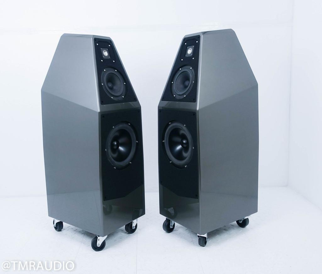 Wilson Audio Sophia Series 3 Floorstanding Speakers; Titanium Finished Pair