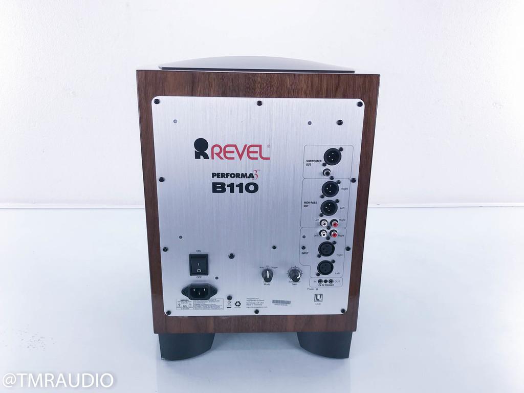 "Revel Performa3 B110 10"" Powered Subwoofer"