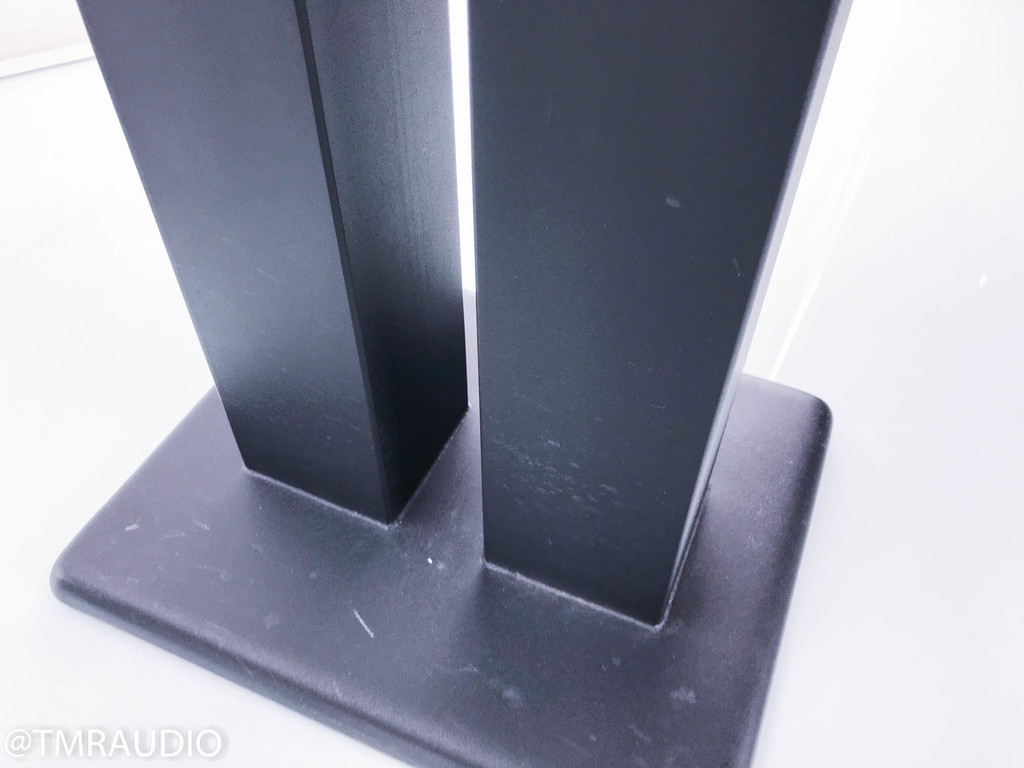 Metal Speaker Stands; Pair; 2ft