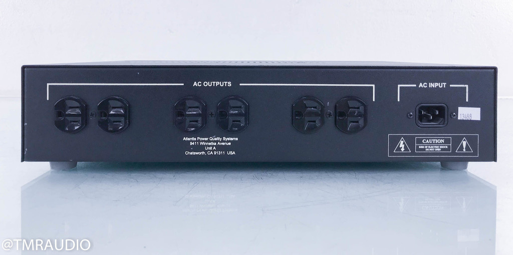 ExactPower 2000 6 Outlet AC Power Line Conditioner
