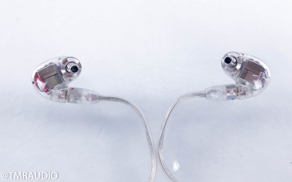Shure SE846 Sound Isolating In-Ear Monitors / Earbuds; SE-846