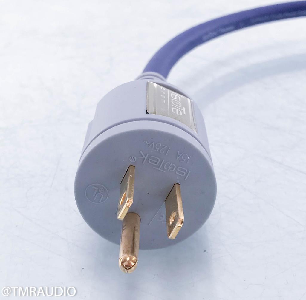 IsoTek Evo3 Premier Power Cable; 1.5m AC Cord