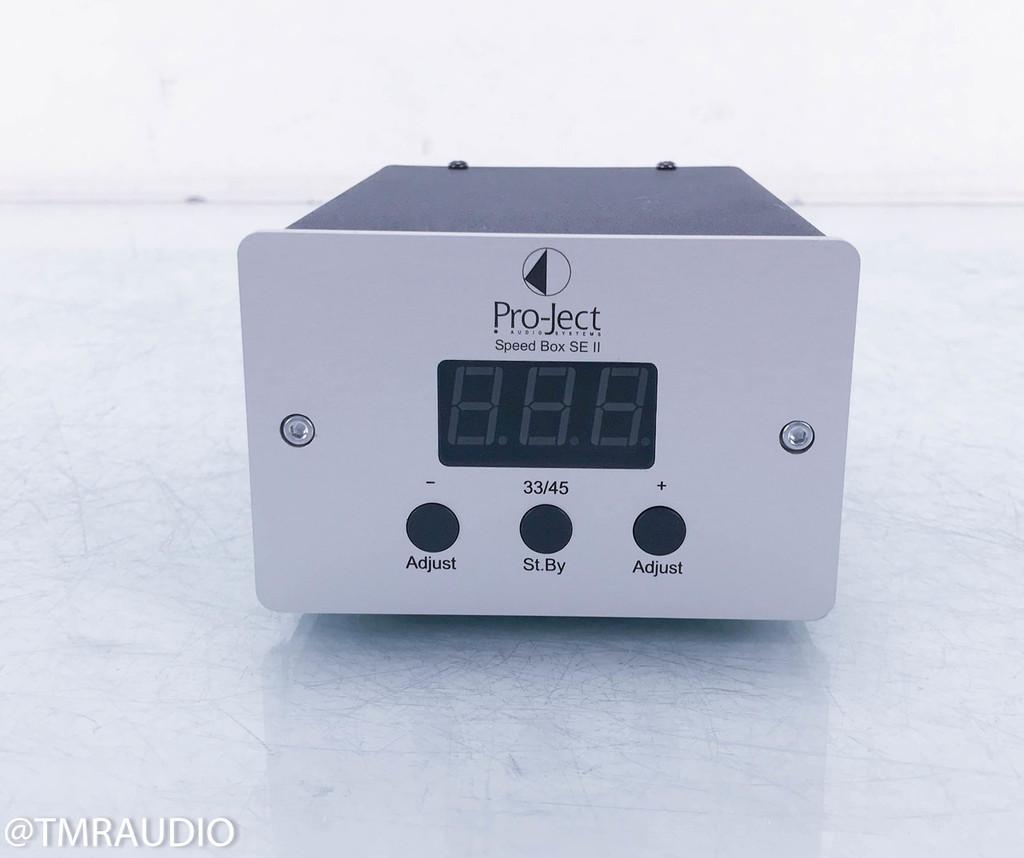 Pro-Ject Speed Box SE II
