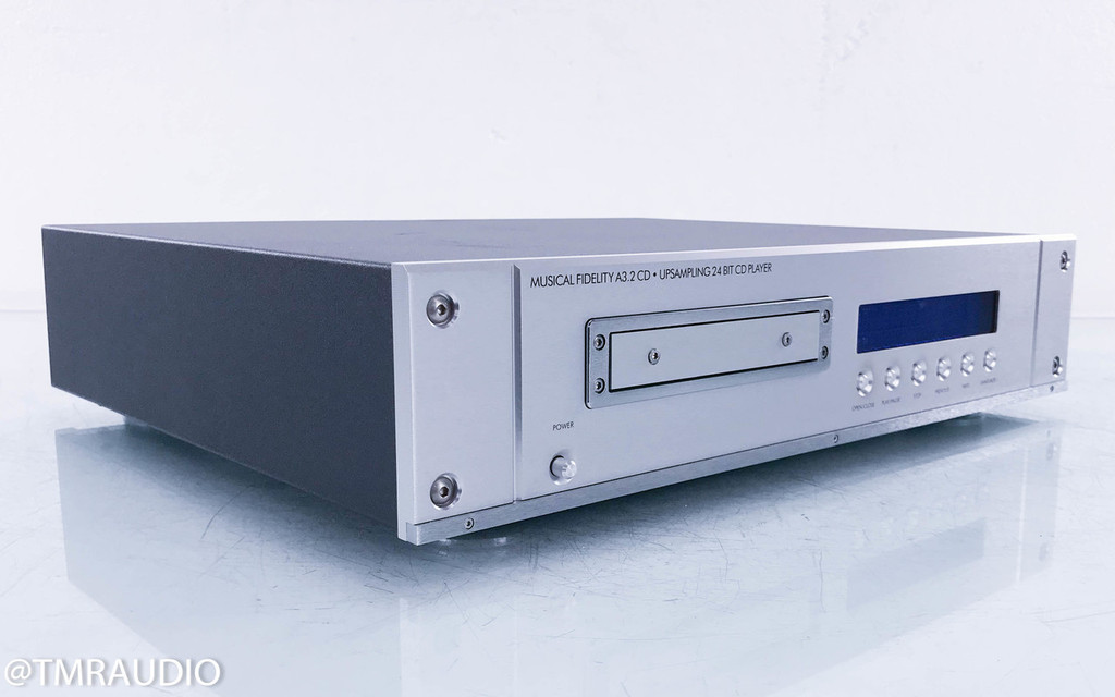 Musical Fidelity A3.2 Upsampling 24-Bit CD Player