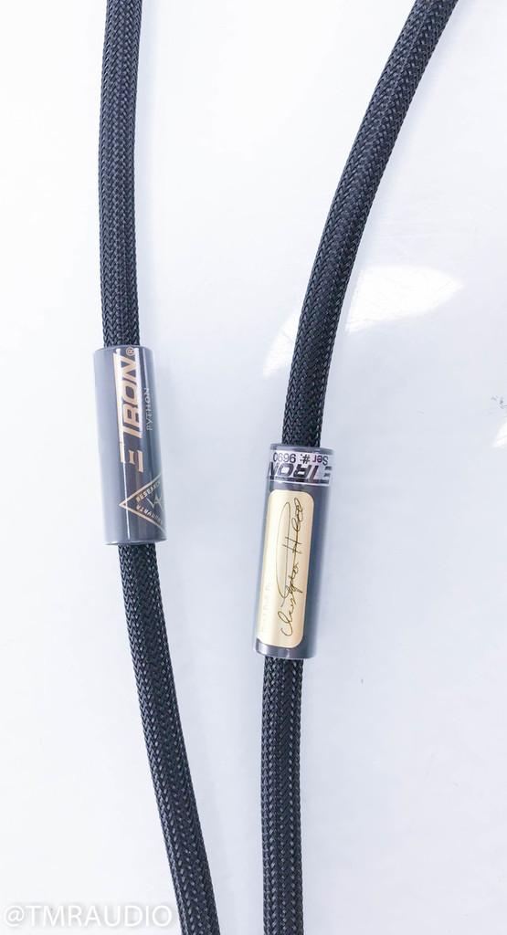 Shunyata Research Zitron Python XLR Cables; 1.5m Pair Interconnects