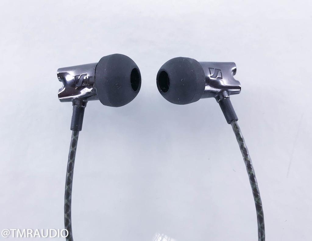 Sennheiser Ie800 In Ear Earbuds Iem Ie 800 The Music Room High End Earphone