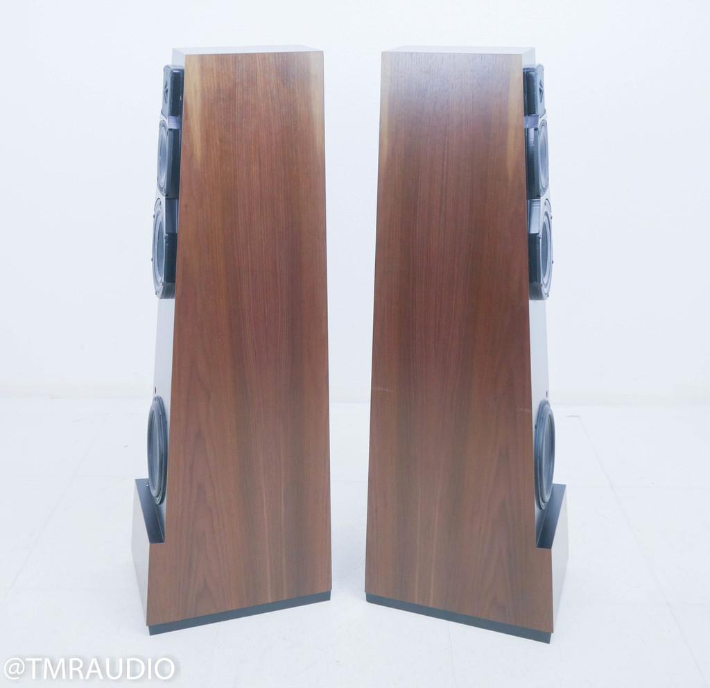 Vandersteen Treo CT Floorstanding Speakers; Walnut Pair