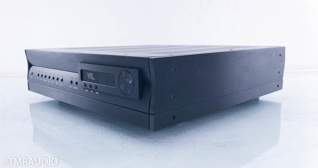 VTL TL-5.5 Series II Stereo Tube Preamplifier; TL5.5II (New Tubes)