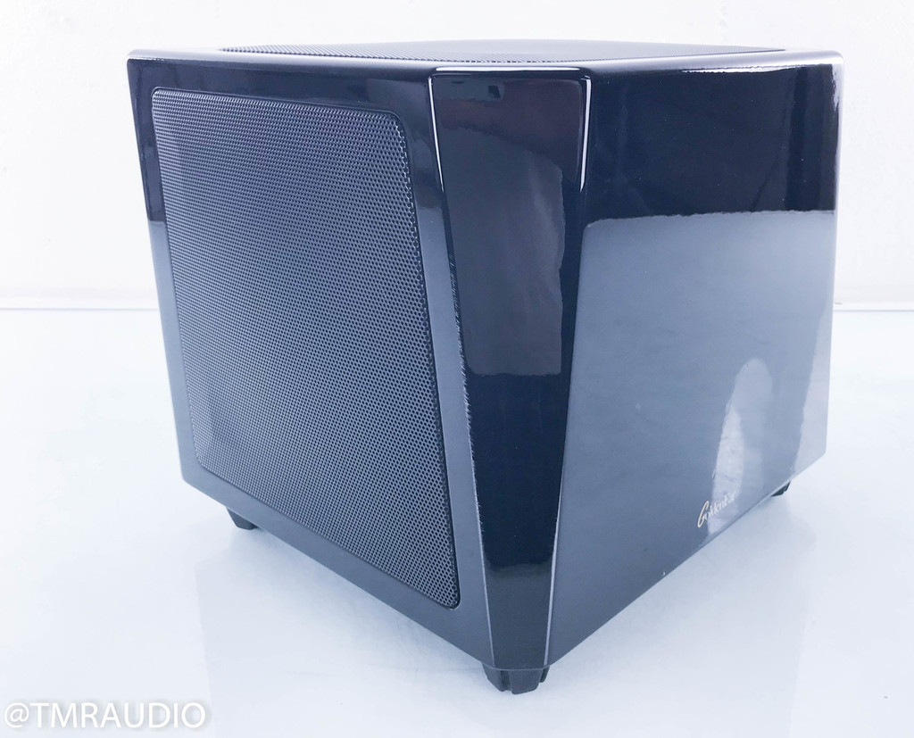 """GoldenEar SuperSub X Compact 8"""" Powered Subwoofer (1/2)"""