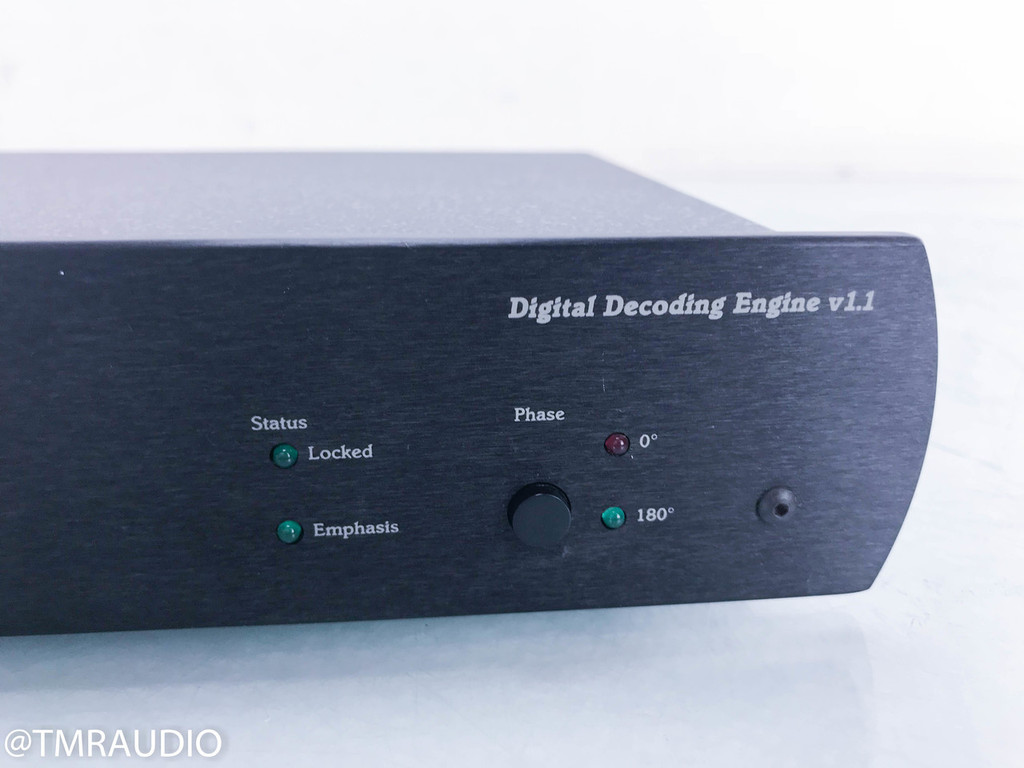 Audio Alchemy Digital Decoding Engine v1.1 DAC; D/A Converter; DDE