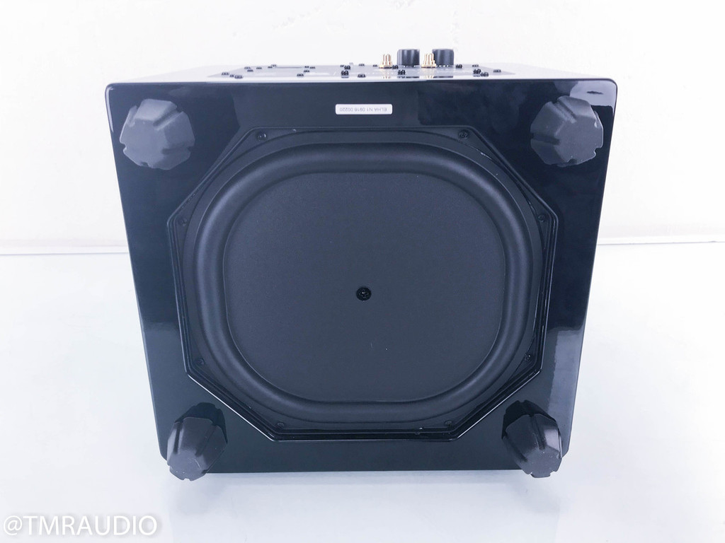 "GoldenEar SuperSub X Compact 8"" Powered Subwoofer (2/2)"
