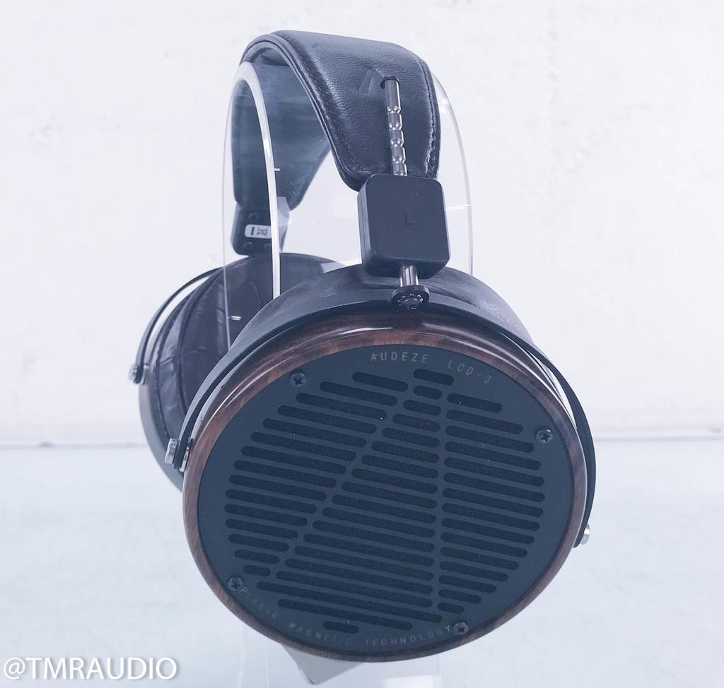 Audeze LCD-3 Open Back Planar Magnetic Headphones; LCD3