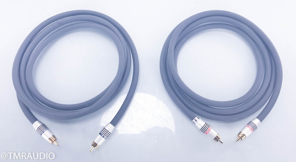 Monster Cable M950i RCA Cables; 2m Pair Interconnects