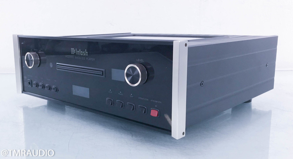 McIntosh MCD500 SACD / CD Player; MCD-500