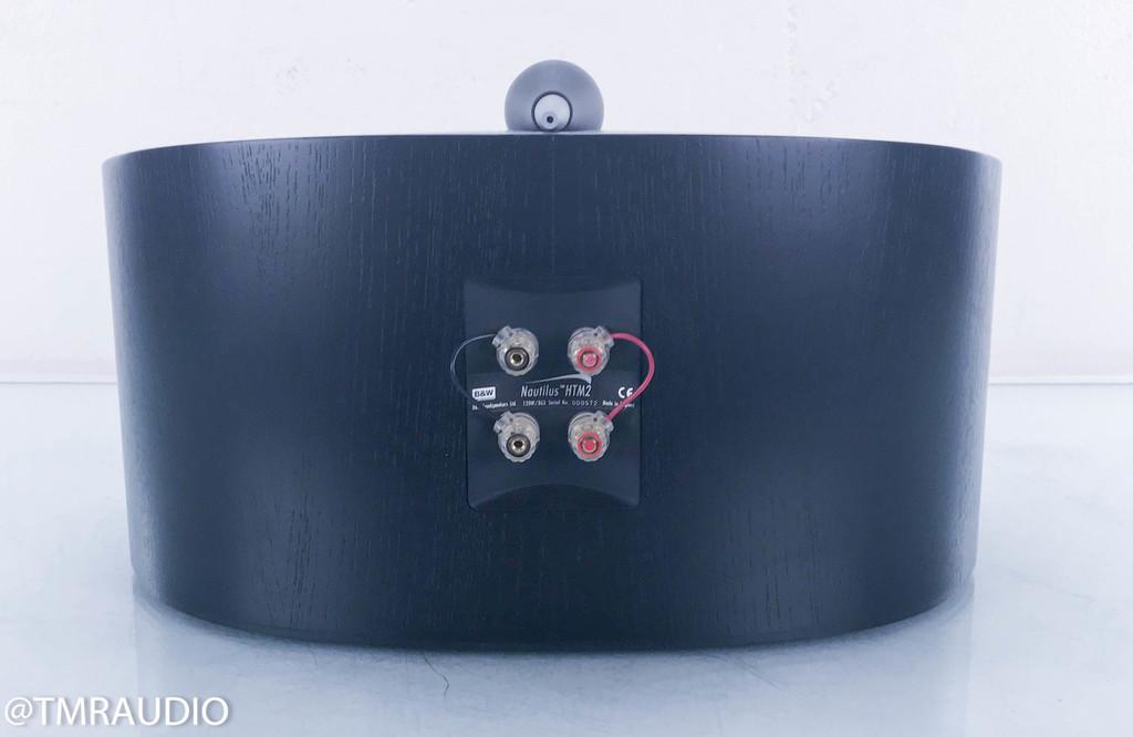 B&W Nautilus HTM2 Center Channel Speaker; HTM-2