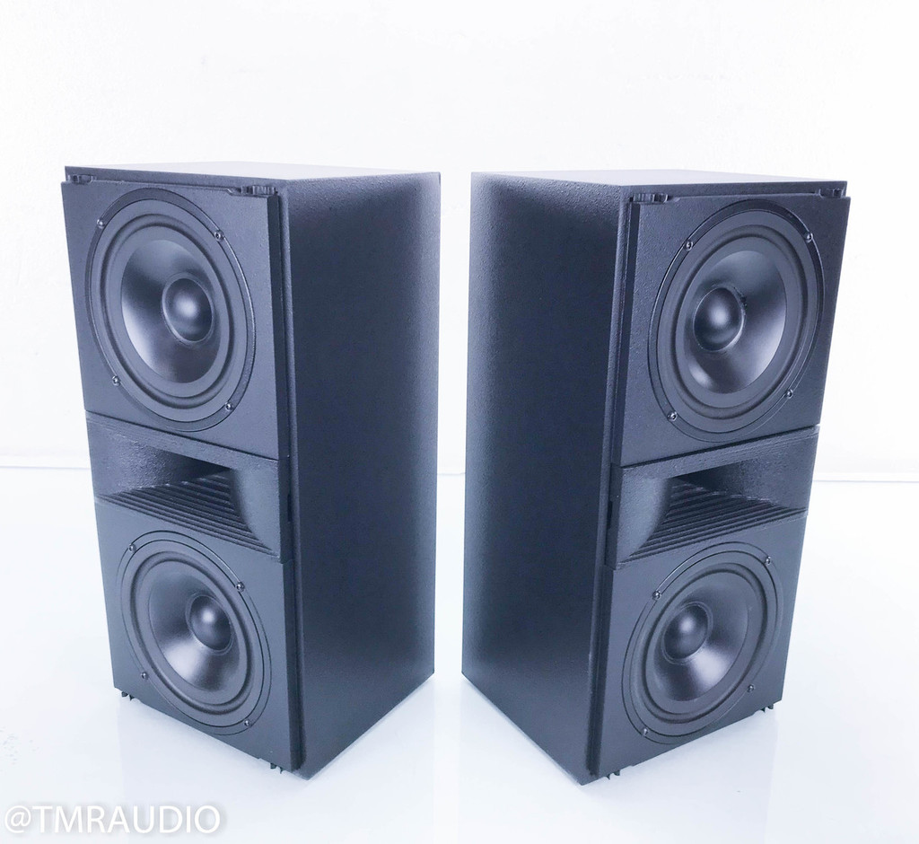 Triad Classic InRoom Gold LCR Front Bookshelf Speakers; Black Pair