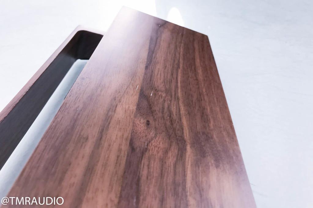 Nativ Vita Music Server / Network Streamer; Walnut Desk Stand