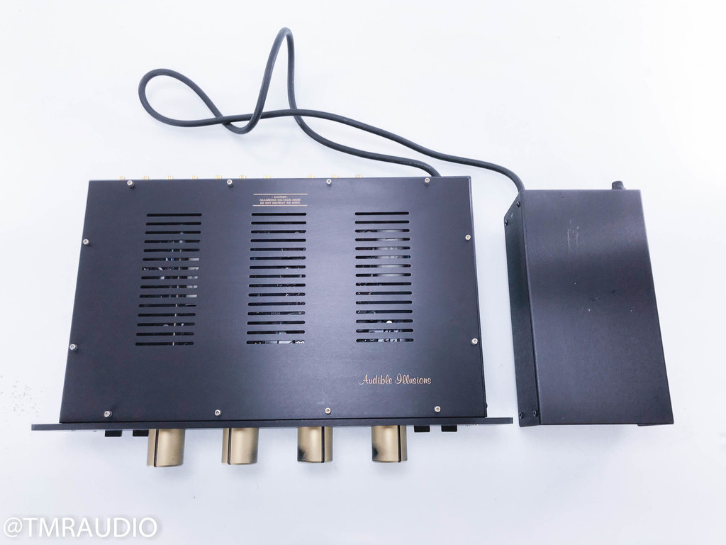 Audible Illusions Modulus 3A Stereo Tube Preamplifier; Phono