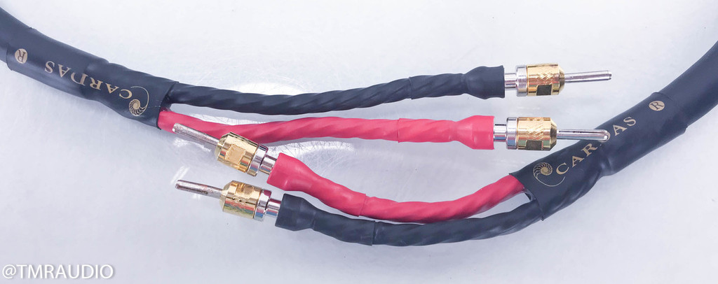 Cardas Golden Reference Speaker Cables; 8ft Pair