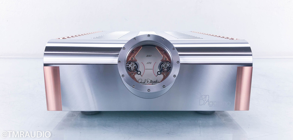 Dan D'Agostino Momentum S250 Stereo Power Amplifier