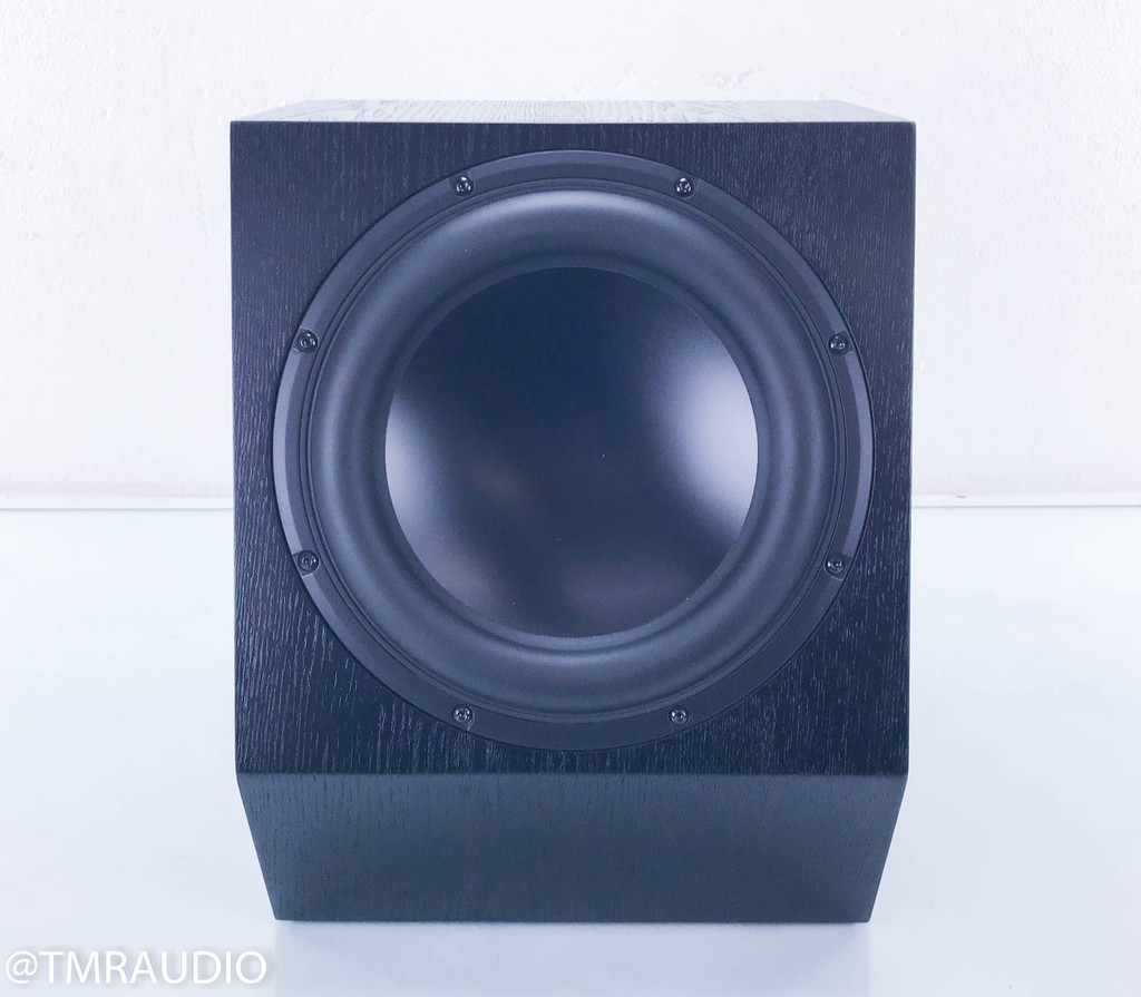 """Anthony Gallo Classico CLS-10 10"""" Powered Subwoofer; Black Ash; Upgraded Cable"""