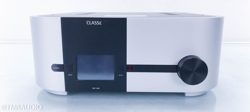 Classe SSP-800 7.1-Channel Home Theater Processor; Preamplifier; SSP800