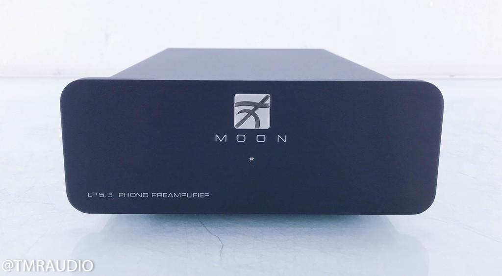 Simaudio Moon LP 5.3 MM / MC Phono Preamplifier; LP5.3