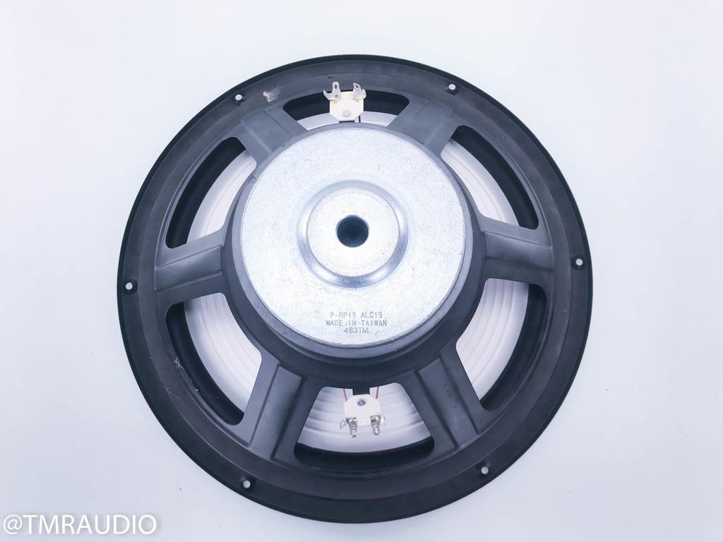 "Aluminum Cone 15"" Servo Subwoofer Driver; (Genesis or Infinity?)"