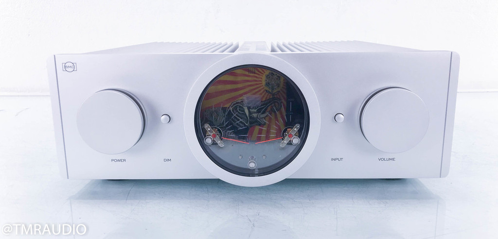 BMC CS2 Stereo Integrated Amplifier; Remote