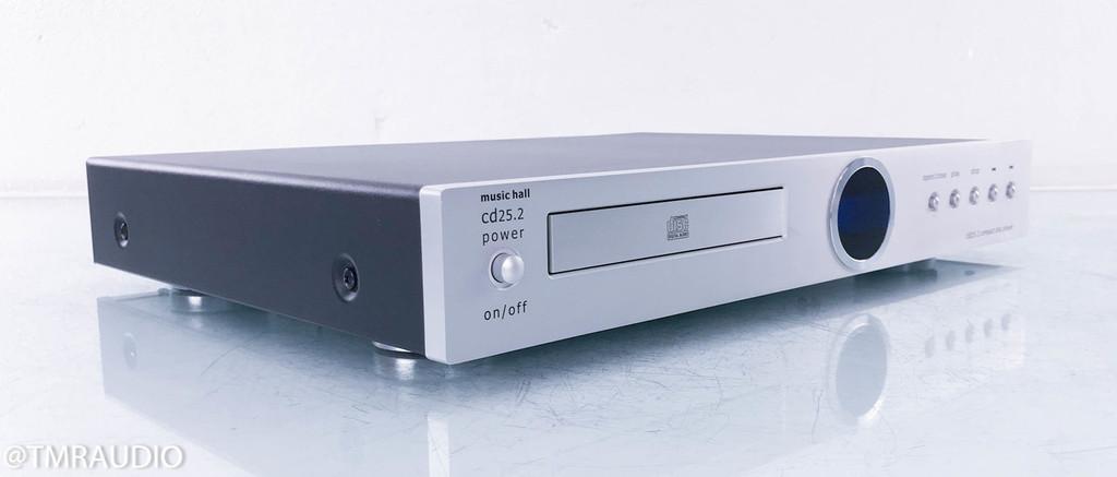 Music Hall CD25.2 CD Player; Remote