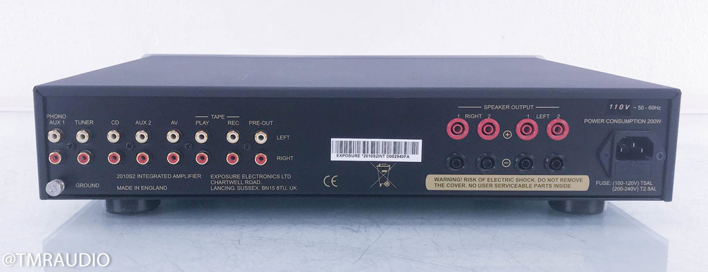 Exposure 2010S2-D Stereo Integrated Amplifier (NO REMOTE); 2010 S.2