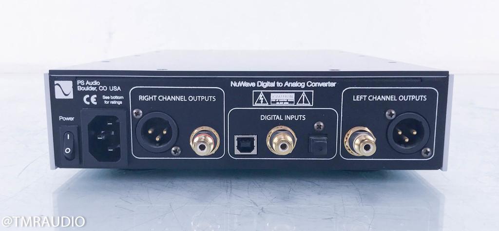 PS Audio NuWave DAC; D/A Converter