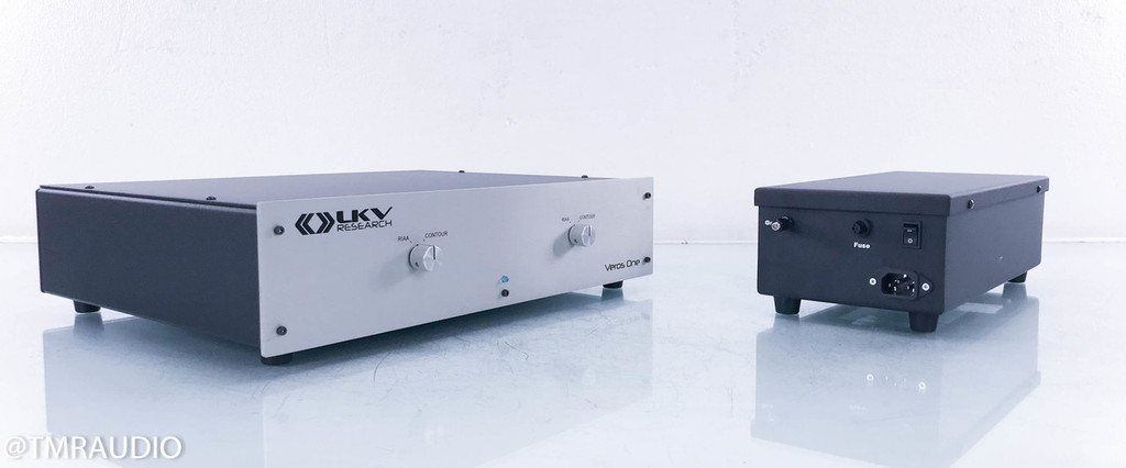LKV Research Veros One MM / MC Phono Preamplifier