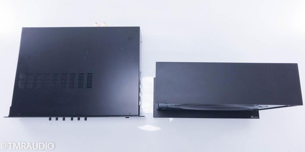 "Leon Aaros A10-UT-1K Passive 10"" Subwoofer w/; Leon L3-1K Amplifier"