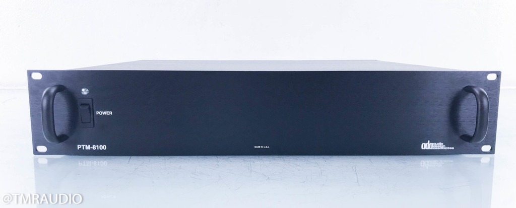 ADA PTM-8100 8 Channel Power Amplifier