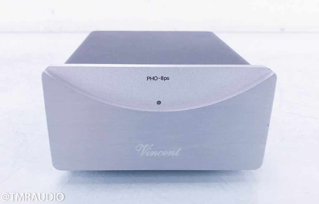 Vincent Audio PHO-8 MM / MC Phono Preamplifier; Outboard Power Supply