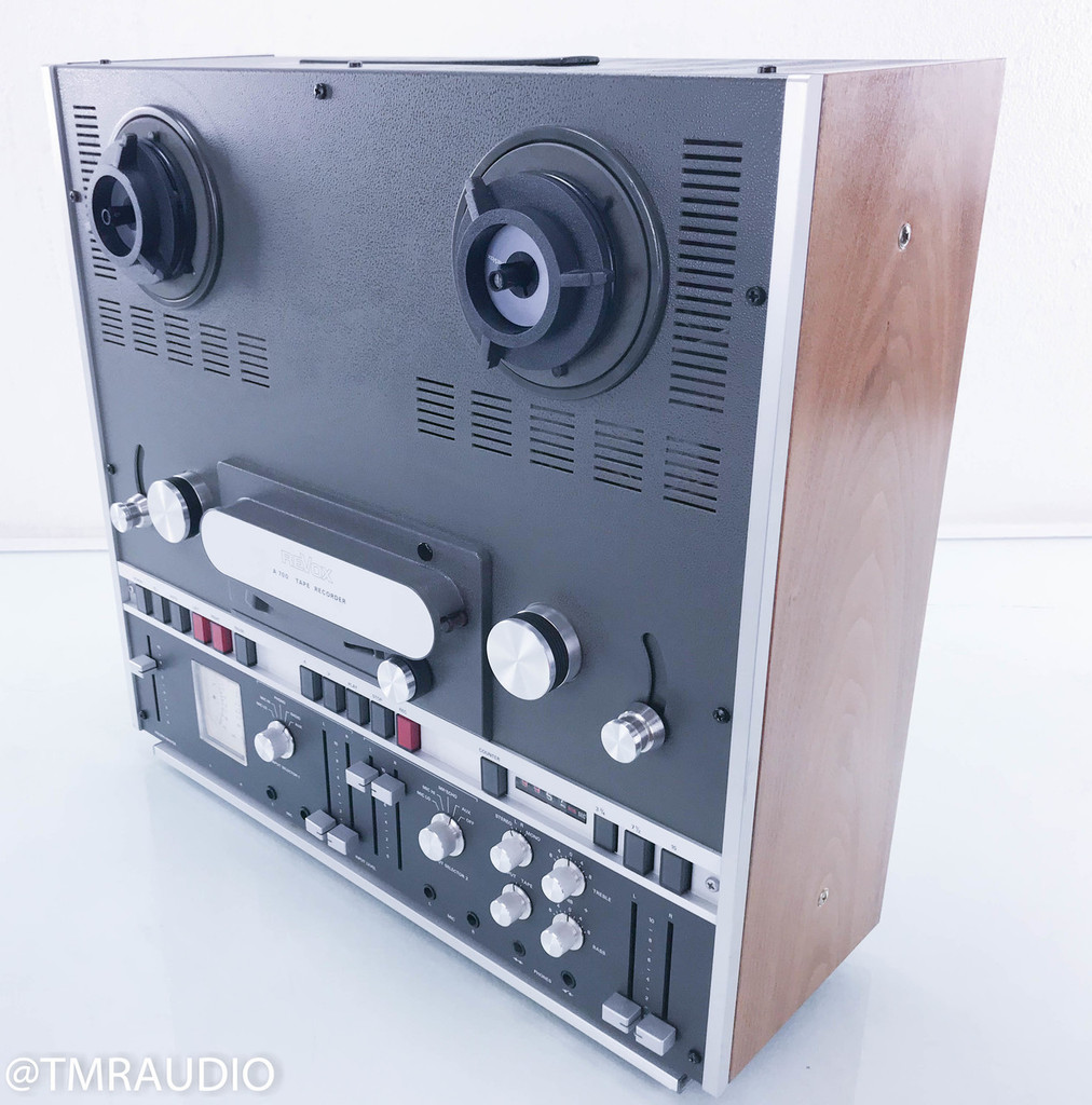 Revox A 700 Vintage Reel to Reel Player; A700 Tape Recorder