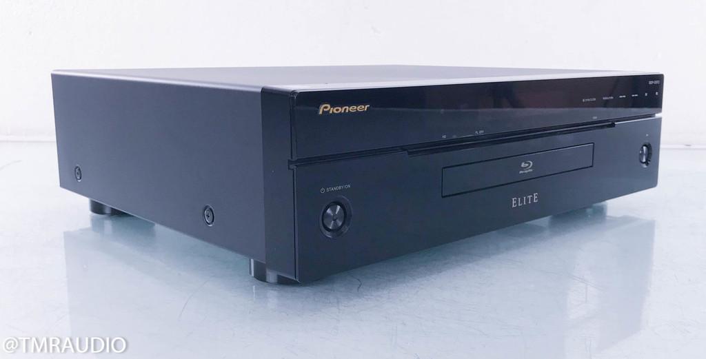Pioneer Elite BDP-05FD Blu-Ray / DVD / CD Player; Remote (1/2)