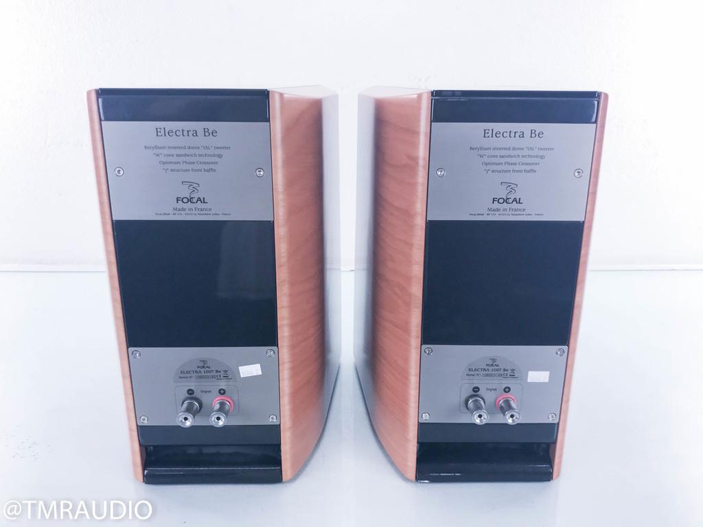 Focal Electra 1007 Be Bookshelf Speakers; Cherry Pair